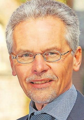 Bürgermeister Volker Rübo