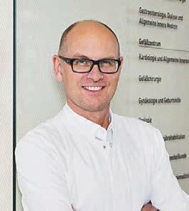 Dr. Sven Hansen vom Hospital zum Heiligen Geist