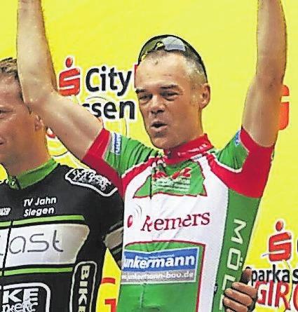 Jörg Mölls ist auch mit 50 Jahren noch aktiver Radsportler.