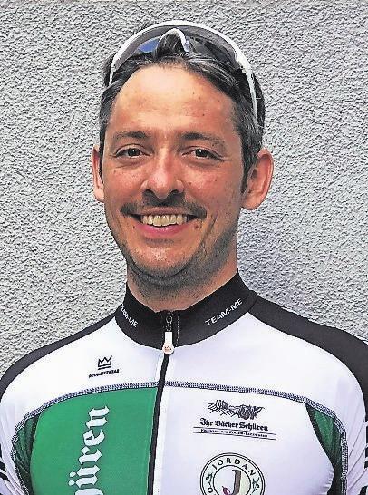 Jakob Wamser hat eher zufällig den Radsport für sich entdeckt.